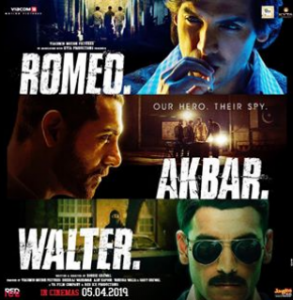 RAW review, Review Romeo Akbar Walter