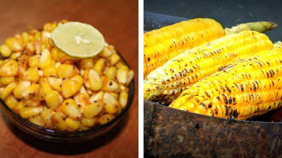 masala corn bhutta mumbai street food