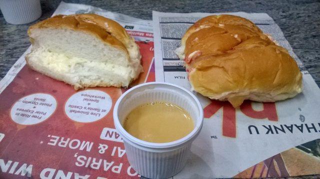 bun maska, mumbai street food