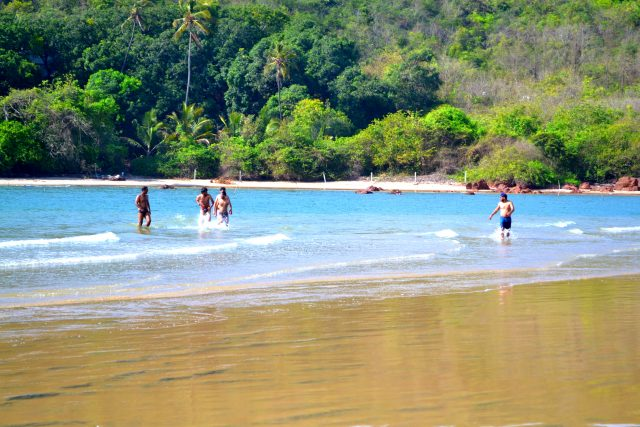 Aare Ware Beach