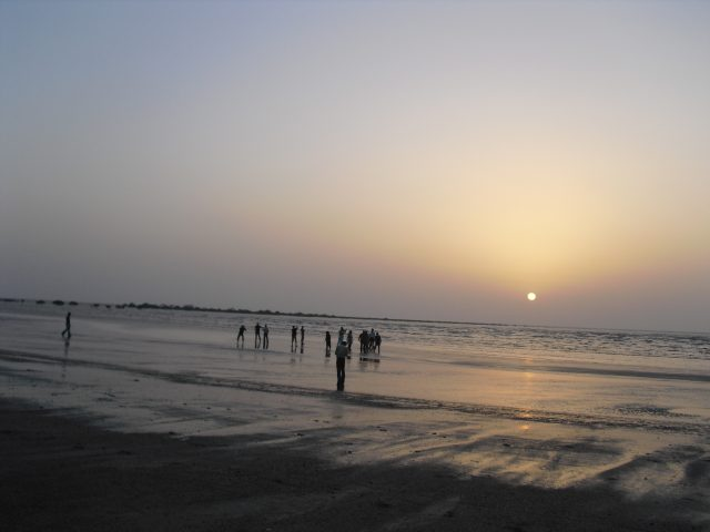 Beach destinations of Maharashtra, Dahanu - Bordi