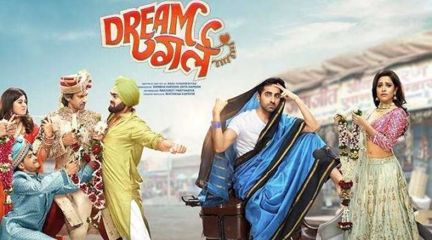 dream girl movie review, review dream girl