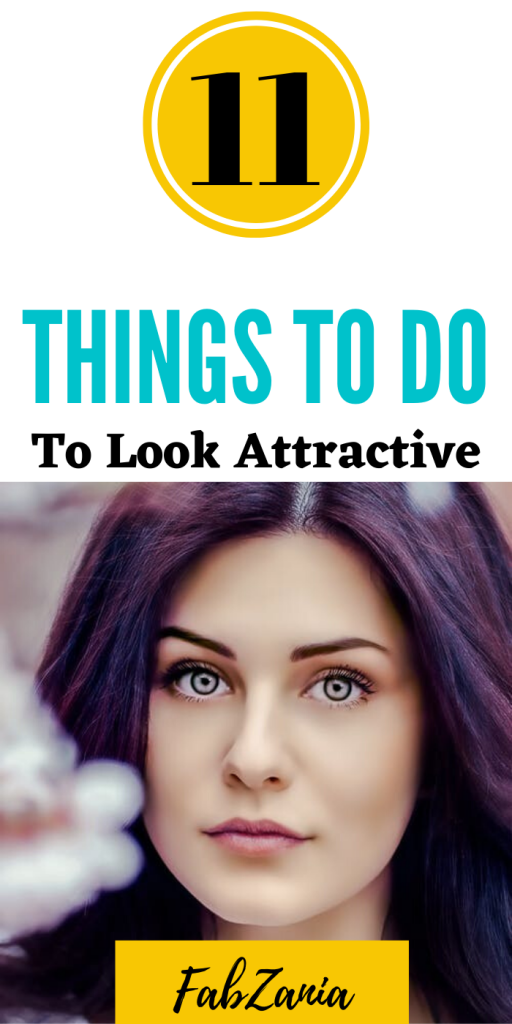 things to do to be more attractive