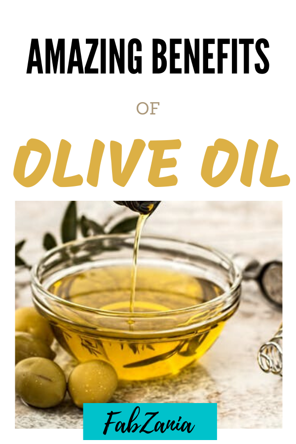 benefits of olive oil for skin and hair