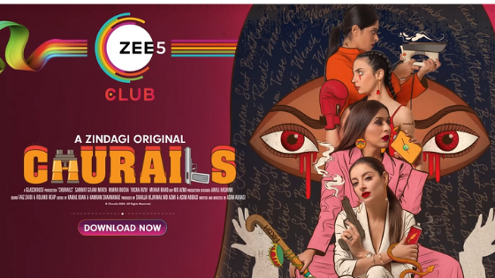 ZEE5 webseries Churails Review