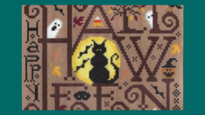 Fun Halloween Doormats That Are Insanely Scary Good, ghostly halloween doormats